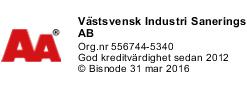 VISAB AA-certifiering