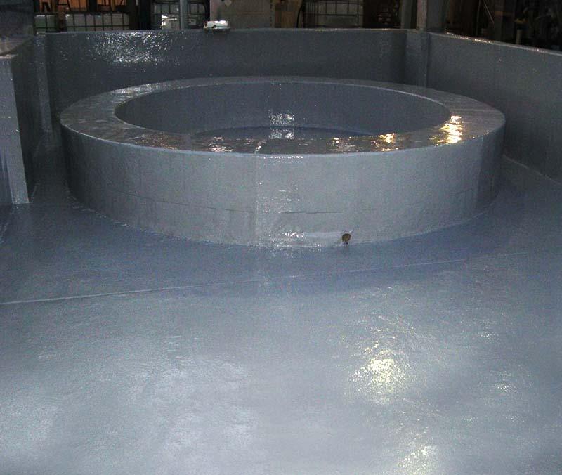 Reparation och ytskydd av betong